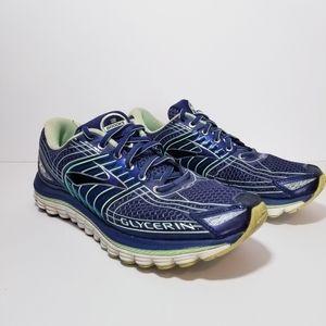 Brooks Glycerin 12 women Running Sneakers sz 10.5